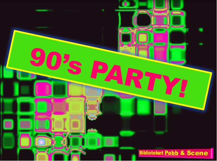 90s Party